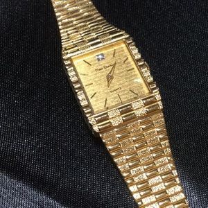 Pierre Cardin Goldtone Womens Watch